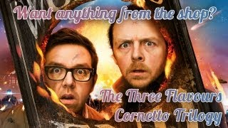 The World's End - The Three Flavours Cornetto Trilogy