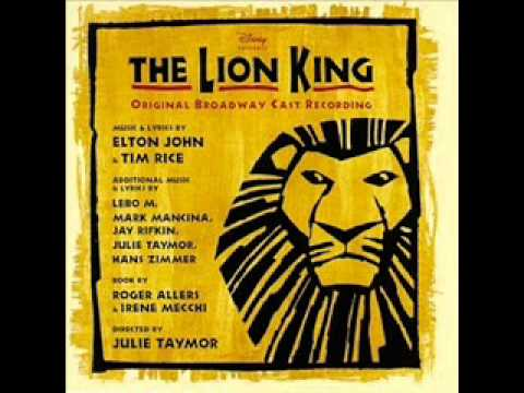 King Of Pride Rock/Circle Of Life (Reprise) - The Lion King