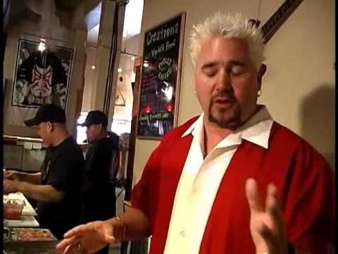 Guy Fieri's Food Network audition tape