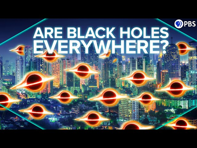 What If (Tiny) Black Holes Are Everywhere?