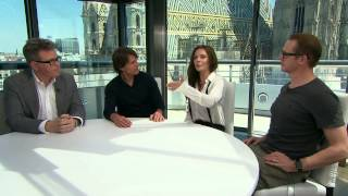 Mission: Impossible - Rogue Nation | Roundtable: Rebecca Ferguson | PPI