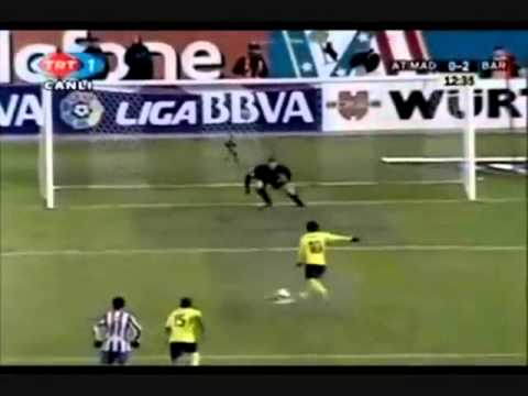 Lionel Messi - All 38 Goals Season 08-09 HQ