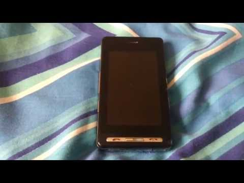 LG Prada KE850 Mobile Phone (Review)