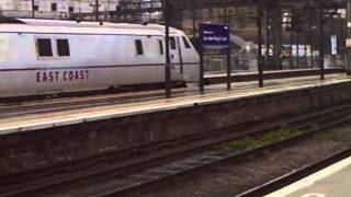 Trains at Speed UK (East Coast Mainline)