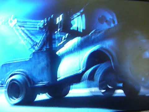 Halloween Scream of Nightmares - Tow Mater's Scream From Mater and The Ghostlight