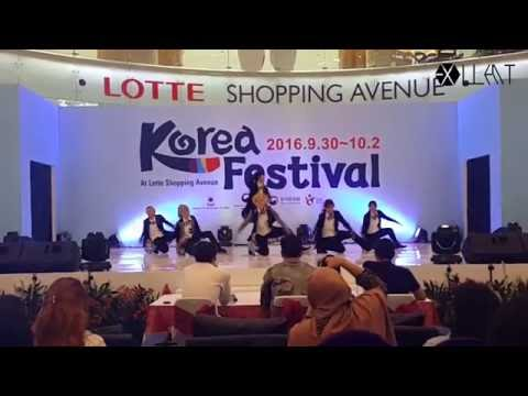 160930 EXOLLENT (Exo Cover Dance) - Lotto , Growl Remix @ KTO Day 1
