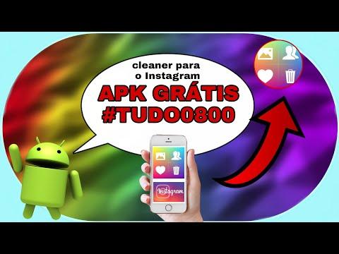 Cleaner Para O Instagram Premium [ATUALIZADO]