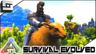 ARK: Survival Evolved - SPIDERGOAT! Ovis Taming S4E56 ( The Center Map Gameplay )