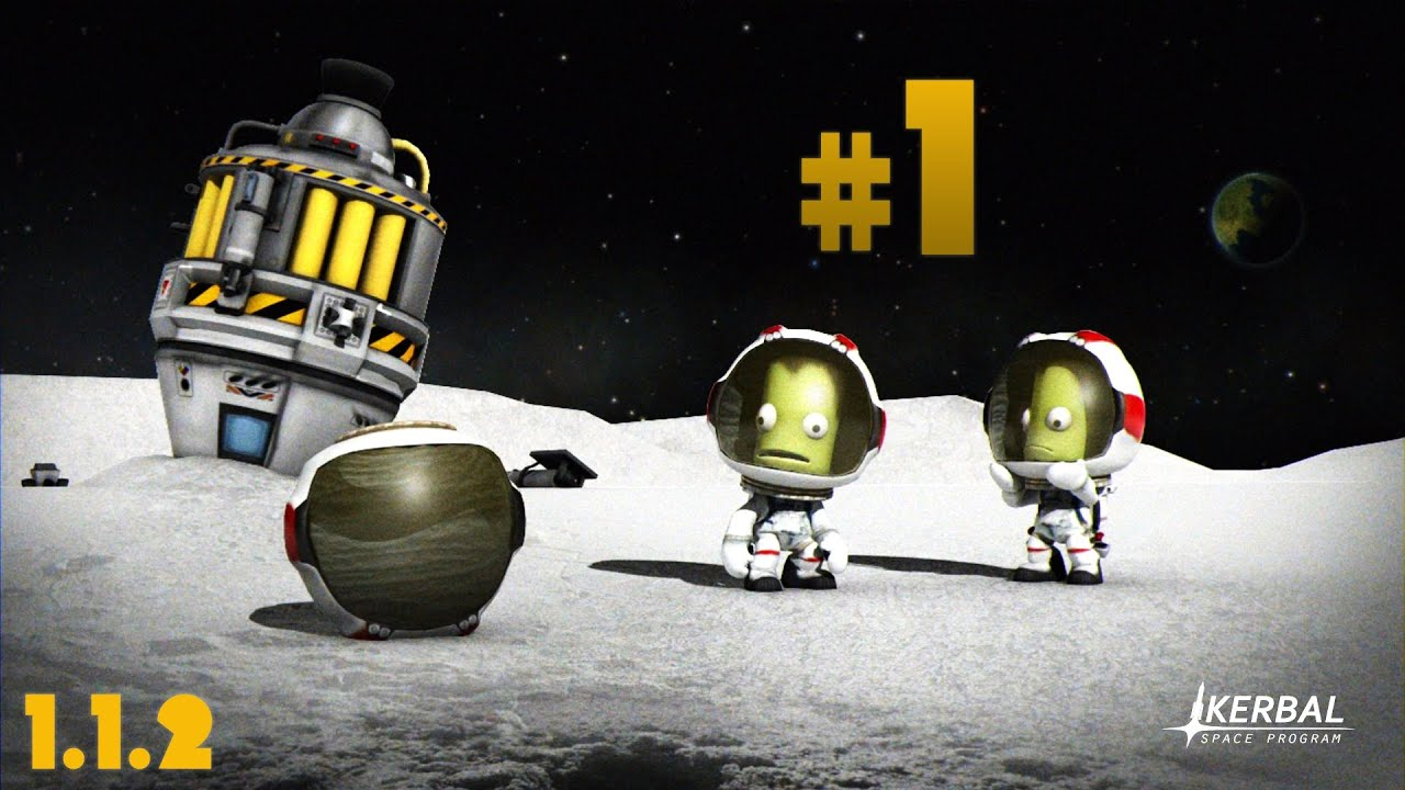 Скачать kerbal space program 1 1 2