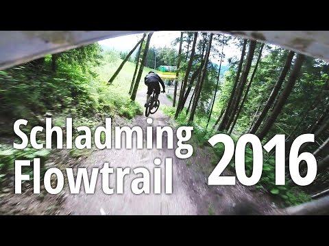 Bikepark Schladming - Flowtrail 2016