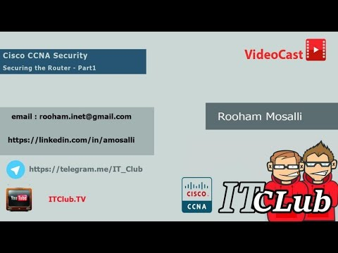 CCNA Security   Persian   Part1