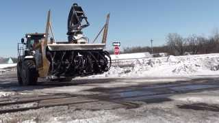 World's coolest snowblower