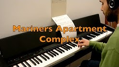 Lana Del Rey - Mariners Apartment Complex, Piano Intro + Sheet Music