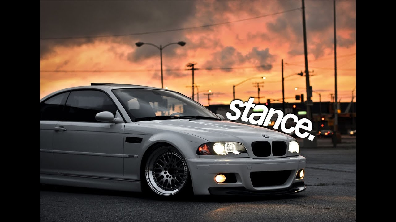 Stance Nation Bmw M3 Edited By Camstrem Youtube