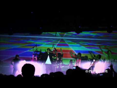 回聲樂團ECHO feat.熱狗-Dear John[愛的記憶竟是如此美好 徐千秀重混版Live@Legacy]