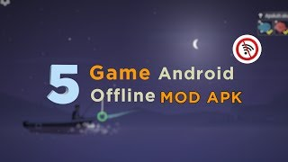 Gambar cover 5 Game Android offline MOD apk +LINK DOWNLOAD