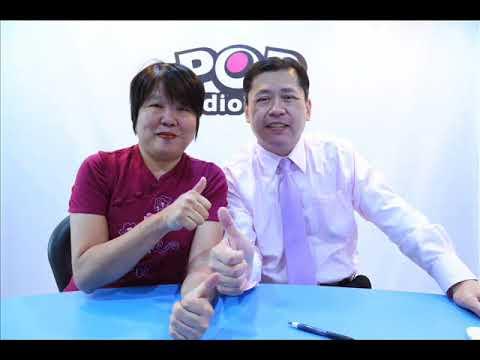 2018 06 26《POP搶先爆》黃光芹 專訪 新聞評論員 丁學偉