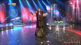 турчанка поют каракалпакскую песню.каракалпакша косык