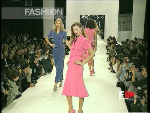 Isaac mizrahi spring summer 1995 new york 1 of 6 pret a porter woman by fashionchannel youtube - Watch pret a porter online ...