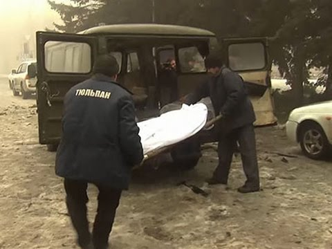 Raw: Artillery Fire Kills at Least 12 in Donetsk
