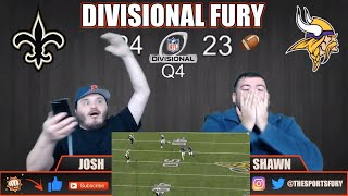 Stefon Diggs Miracle Game Winning Touchdown Reaction