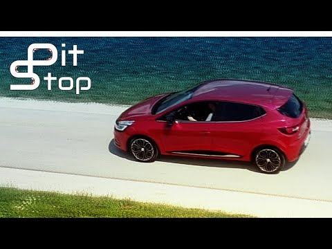 2018 Renault Clio IFS TCE 75 review