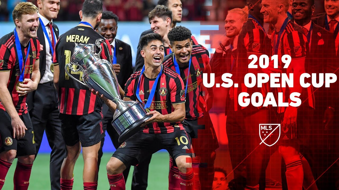 Best MLS Team Goals in 2019 U.S. Open Cup