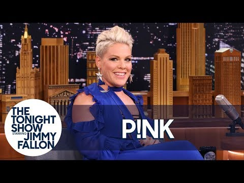 P!nk's Son Cries Whenever She Sings