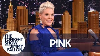 Baixar P!nk's Son Cries Whenever She Sings