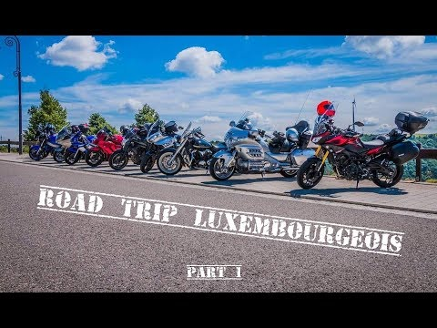 Road Trip Luxembourgeois 2017 Day 1