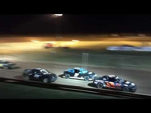 FWD 4 Cylinder A Main @ Texarkana 67 Speedway 08/23/19