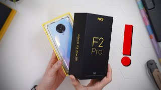 LEGEND IS BACK! Unboxing Poco F2 Pro!