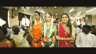 Prabhu & Vanessa's Cinematic Hindu Wedding Highlights