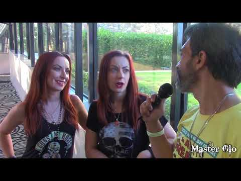 Soska Twins Interview at Monster-Mania Aug 2017