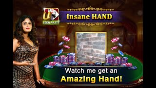 Download Video हाईदार got an amazing hand on Ultimate Teen Patti! (UTP) MP3 3GP MP4