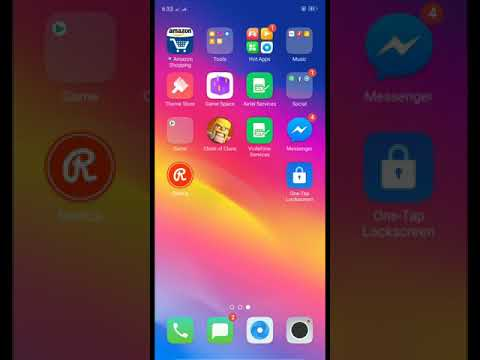 How to open Private safe in oppo A3s