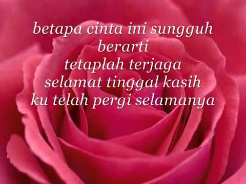 Afgan   Bunga Terakhir full lyrics   YouTube