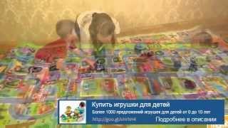 видео Детские электромобили – купить  детский электроавтомобиль в Москве в интернет-магазине Дочки-Сыночки