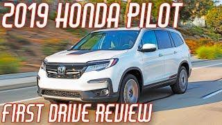 2019 Honda Pilot first drive review