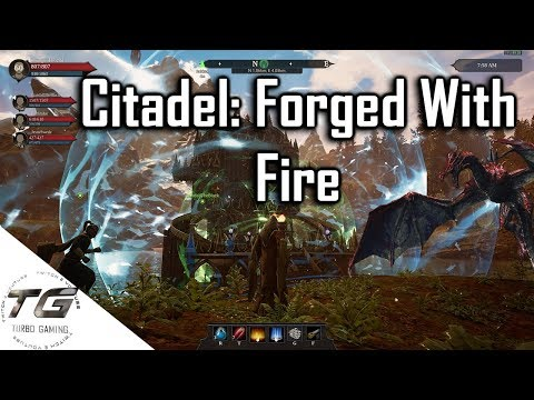 Citadel: Forged With Fire | Gameplay |