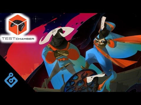 Test Chamber - An Early Look At Pyre From Supergiant Games
