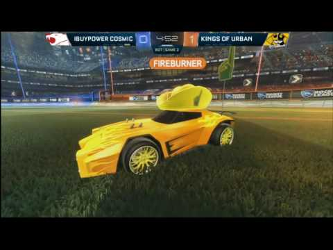RLCS IBP VS Kings of Urban Finals