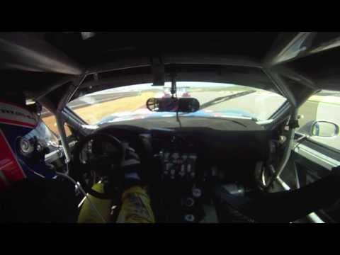 FIA GT3 Portimao Onboard 2010