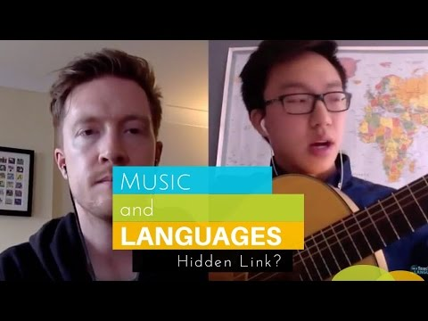 Is There A Secret Link Between Music & Language Learning?
