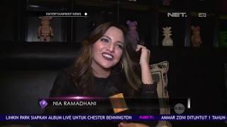 Suami Lirik Wanita Cantik, Ini Tanggapan Lucu Nia Ramadhani