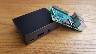 Case Aluminum Black Metal Case Enclosure Kit for Raspberry Pi 3 B Ceetech Raspberry Pi 3 B /& Raspberry Pi 3//2 Model B