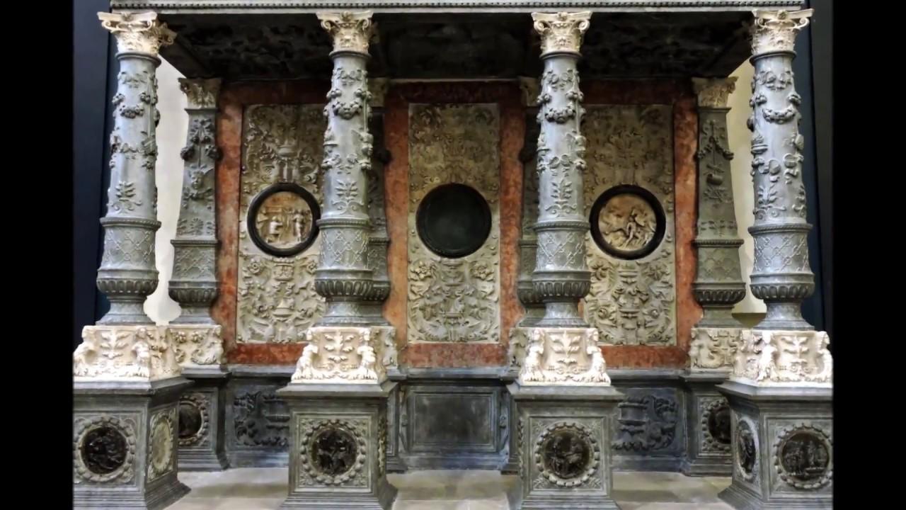 Museo Santa Giulia Brescia.Brescia Museo Santa Giulia Coro Delle Monache E Mausoleo