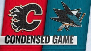 Calgary Flames vs San Jose Sharks | Nov.11, 2018 | Game Highlights | NHL 2018/19 | Обзор матча