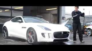 ABC Detailing - Jaguar F Type R - Polaris White - New Car Protection Detail