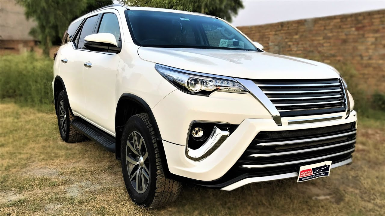 video Toyota Land Cruiser VX 4.5D 2021 Price, Specifications & Features in Pakistan